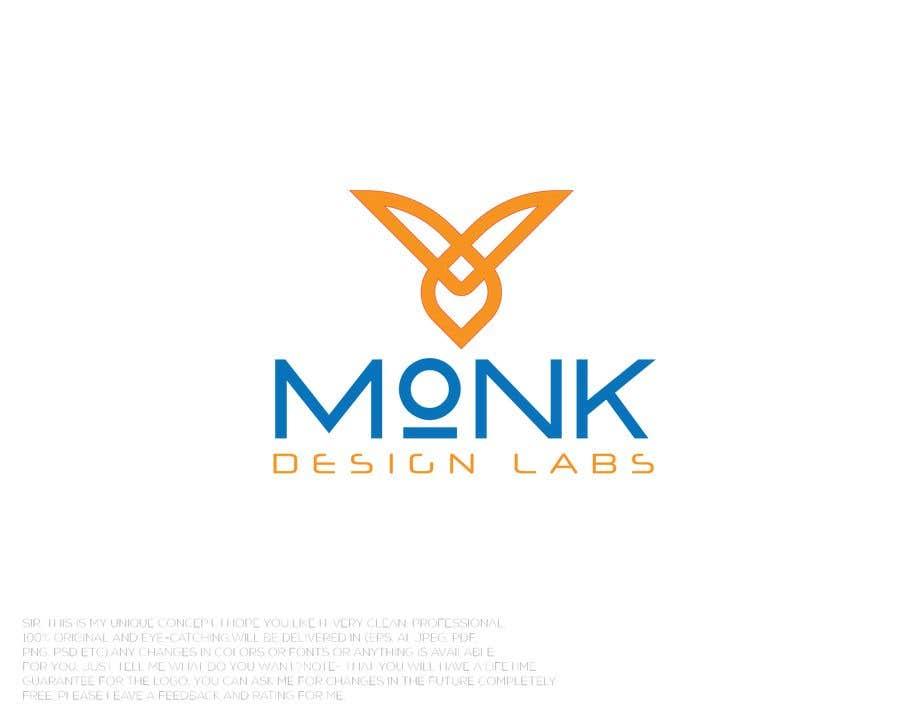 Entry #99 by rrustom171 for Monk Design Labs - Logo | Freelancer