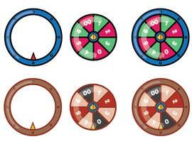 #10 for Design a small Roulette table and wheel af RomanZab