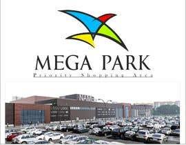 """#124 para Логотип для  спортивно-оздоровительного и торгово-развлекательного центра""""MEGA PARK"""" de Alikos21"""