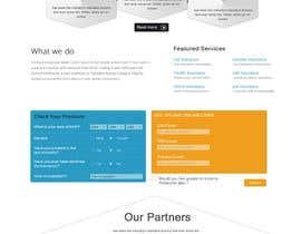 #24 cho Design a Website Mockup for an insurance broking company bởi Reflexlogic