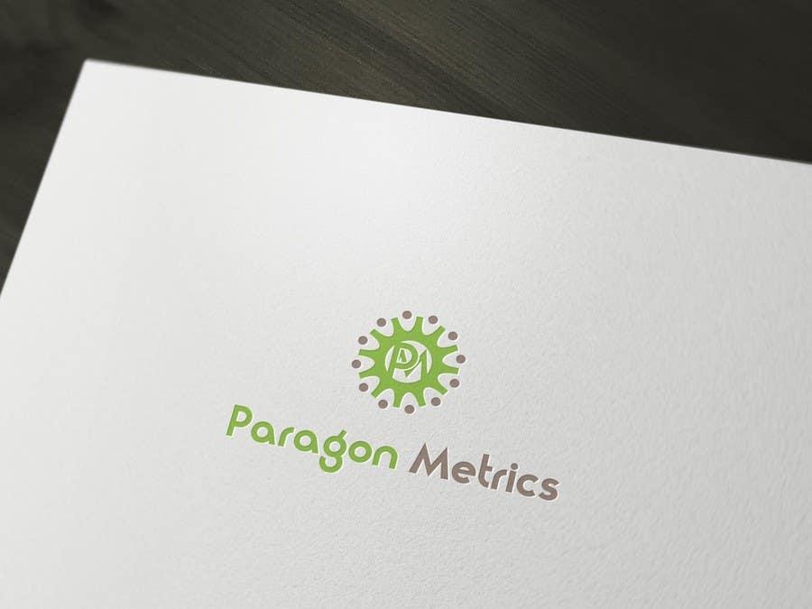 Inscrição nº                                         80                                      do Concurso para                                         Design a Logo for Paragon Metrics