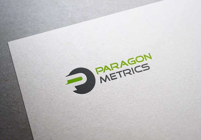 Inscrição nº                                         29                                      do Concurso para                                         Design a Logo for Paragon Metrics