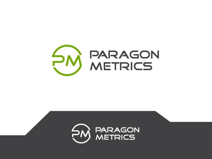 Inscrição nº                                         75                                      do Concurso para                                         Design a Logo for Paragon Metrics