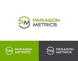#77 para Design a Logo for Paragon Metrics por mamunfaruk