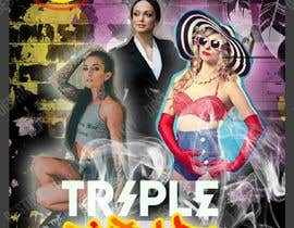 #101 for Triple Threat!!! Looking for your creativity for a product poster! by d3stin