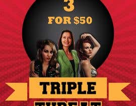 #118 for Triple Threat!!! Looking for your creativity for a product poster! by STARWINNER