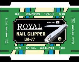 #135 for Re-design the box of the nail clippers by okadauto