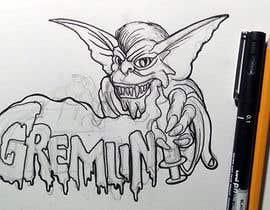 #16 para Design a Logo with label de reddmac
