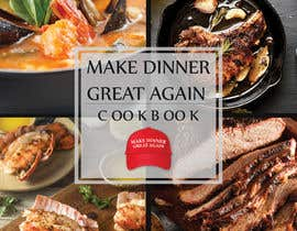#56 for Make Dinner Great Again - Cookbook Cover Contest by ValexDesign