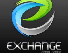 #445 para Logo Design for Exchange Dental Centre por CharlesPhilos