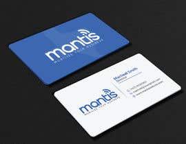 #1329 para Mantis business card design de wefreebird
