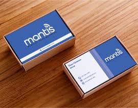 #978 para Mantis business card design de sazzad017988