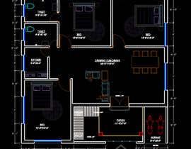 archmamun tarafından Design Floor Plan için no 57