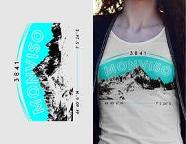 #2 для Design Mountain T-Shirt от Ghidafian