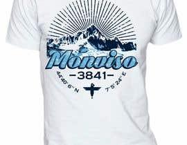 #83 for Design Mountain T-Shirt by elitesniper