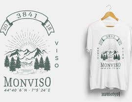 #72 for Design Mountain T-Shirt by unblnc