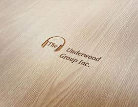 """DesignerMonarch tarafından Design a Logo for """"The Underwood Group Inc."""" için no 365"""