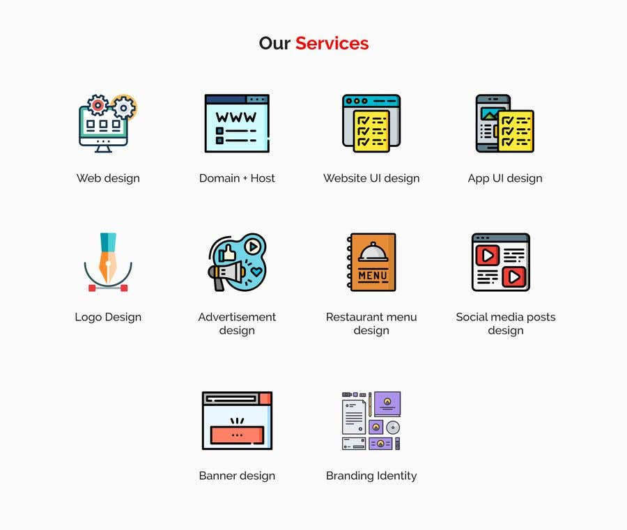 Penyertaan Peraduan #10 untuk UI design to generate e commerce section in Home page