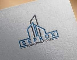 #51 para Logo for a construction company por abukayserrakib22