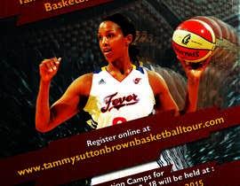 #11 for Design a flyer for a Basketball Tour af subzeromenon