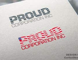 #44 per Design a Logo - American / Patriotic da carlosov