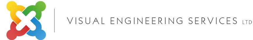 Inscrição nº                                         4                                      do Concurso para                                         Stationery Design for Visual Engineering Services Ltd