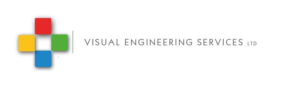 Penyertaan Peraduan #54 untuk Stationery Design for Visual Engineering Services Ltd