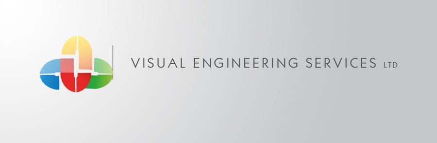 Konkurrenceindlæg #                                        52                                      for                                         Stationery Design for Visual Engineering Services Ltd