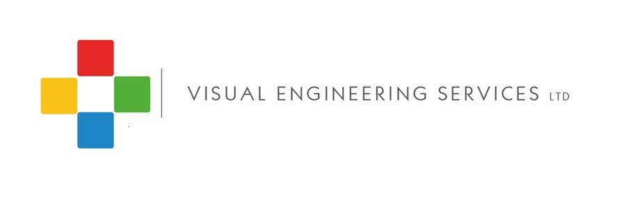 Konkurrenceindlæg #                                        55                                      for                                         Stationery Design for Visual Engineering Services Ltd