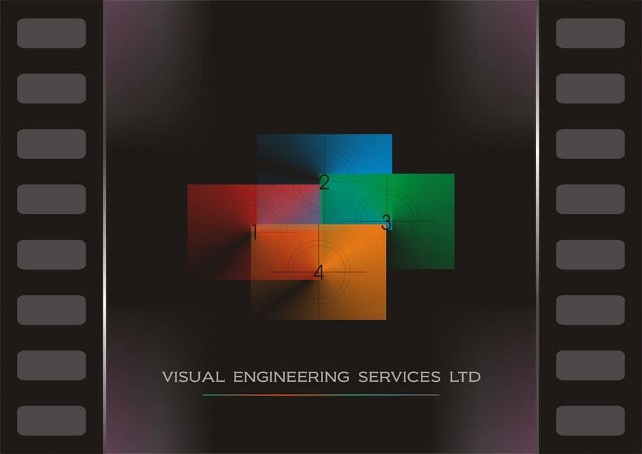 Inscrição nº                                         25                                      do Concurso para                                         Stationery Design for Visual Engineering Services Ltd