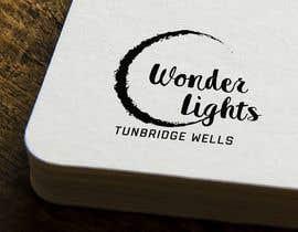 nº 19 pour Wonder Lights: design a Community Event logo par JunaidAman