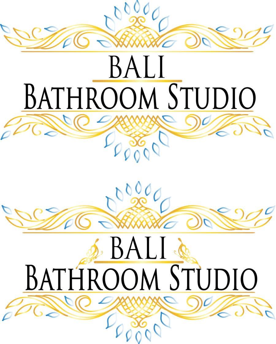 Penyertaan Peraduan #                                        37                                      untuk                                         Design a Logo for Bathroom studio