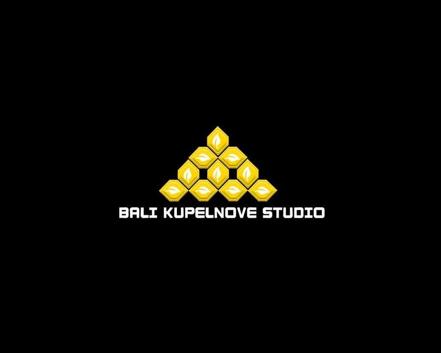 Penyertaan Peraduan #                                        5                                      untuk                                         Design a Logo for Bathroom studio