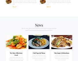 #60 for Build a Website for Restaurant by AiaFaramawy4