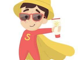 #8 para Storyboard and create a children's book around sunscreen/sunsafety de aleksandraSa