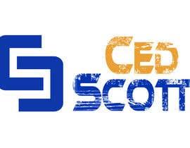 #28 for Ced Scott Logo af ricardosanz38