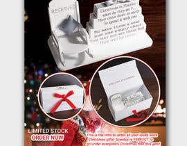 Nro 42 kilpailuun Design a christmas product sales flyer käyttäjältä piashm3085