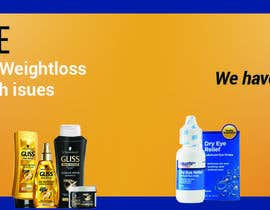#5 untuk Banner needed for Health and Beauty products online store oleh sagor123674