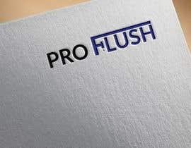 "#31 untuk Design a Business Logo - Plumber ""Flush It"" oleh Olliulla"