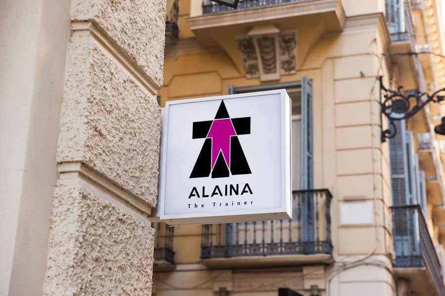 Konkurrenceindlæg #48 for Logo for '' Alaina the Trainer ''
