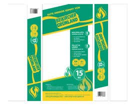 nº 11 pour Improve layout for a bag of wooden pellet par KaaziTahasin