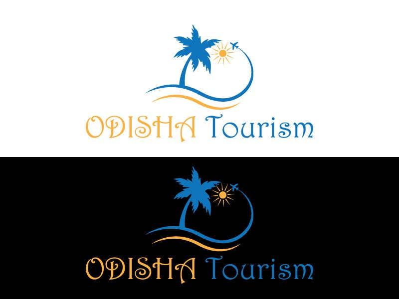 "Kilpailutyö #1 kilpailussa Logo Needs to be done for ""ODISHA Tourism"""