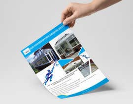 nº 70 pour Design a Flyer for Conservatory Cleaning par creativecursor