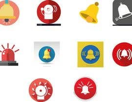 #61 for Design an Alerts Icon by Mert9kr
