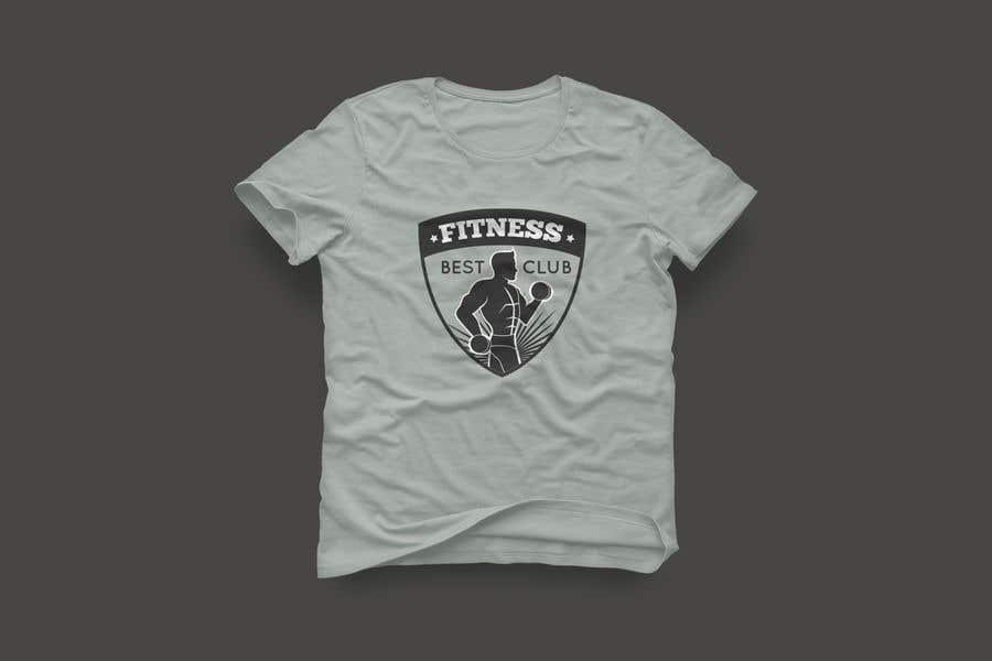 Proposition n°38 du concours Gym T-shirt Design