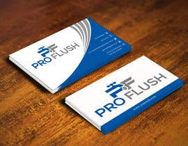 "#4 για Designa business card please ""PROFLUSH"" από DarkBlue3"