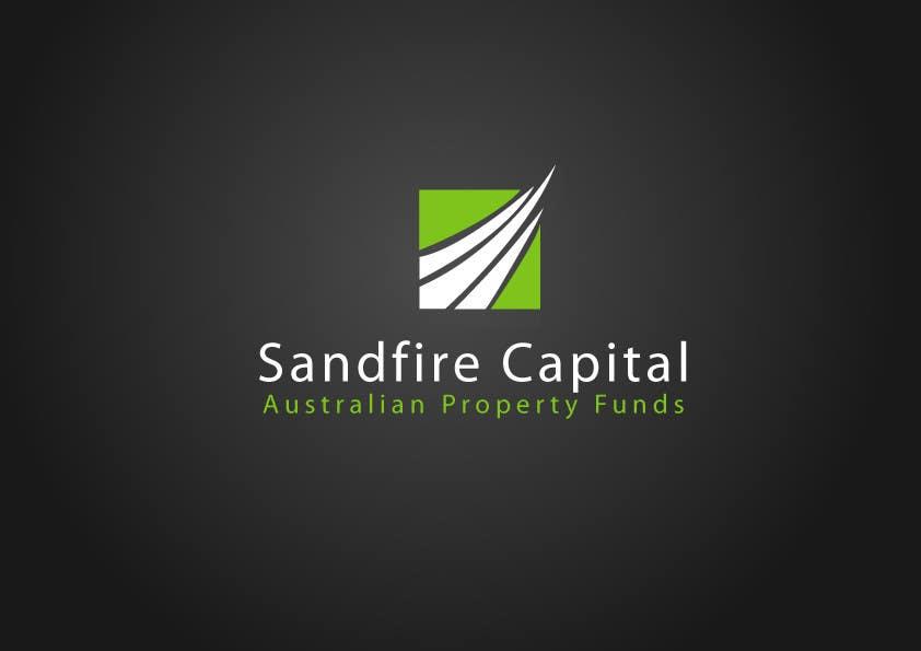 Penyertaan Peraduan #31 untuk Logo Design for Sandfire Capital - Australian Property Funds