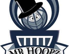 nº 89 pour Mr Hoopz Logo Design par mahmoudgamal85