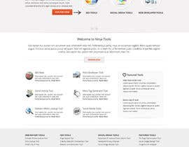 Pavithranmm tarafından Are you a Design Ninja? Design NinjaTools.com - We are a Perfect 5 star Freelancer. için no 13