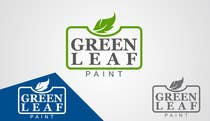 Contest Entry #244 for Logo Design for Green Leaf Paint